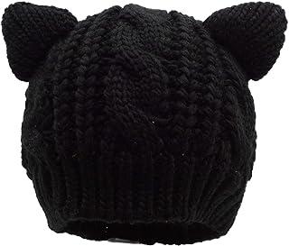 104fbd18425 Amazon.com  cat ears - Hats   Caps   Accessories  Clothing