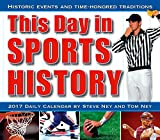 This Day in Sports History 2017 Boxed/Daily Calendar