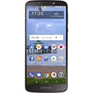"Motorola Moto E5 (16GB, 2GB) 5.7"" Display, 4000 mAh All Day Battery, FM radio - (GSM + Verizon)..."