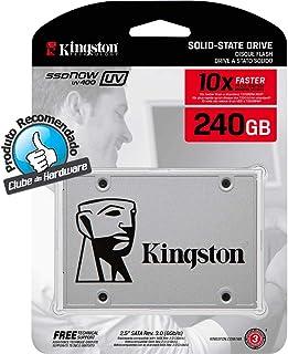 Ssd A400 Sata 3 240gb Sa400s37 Kingston
