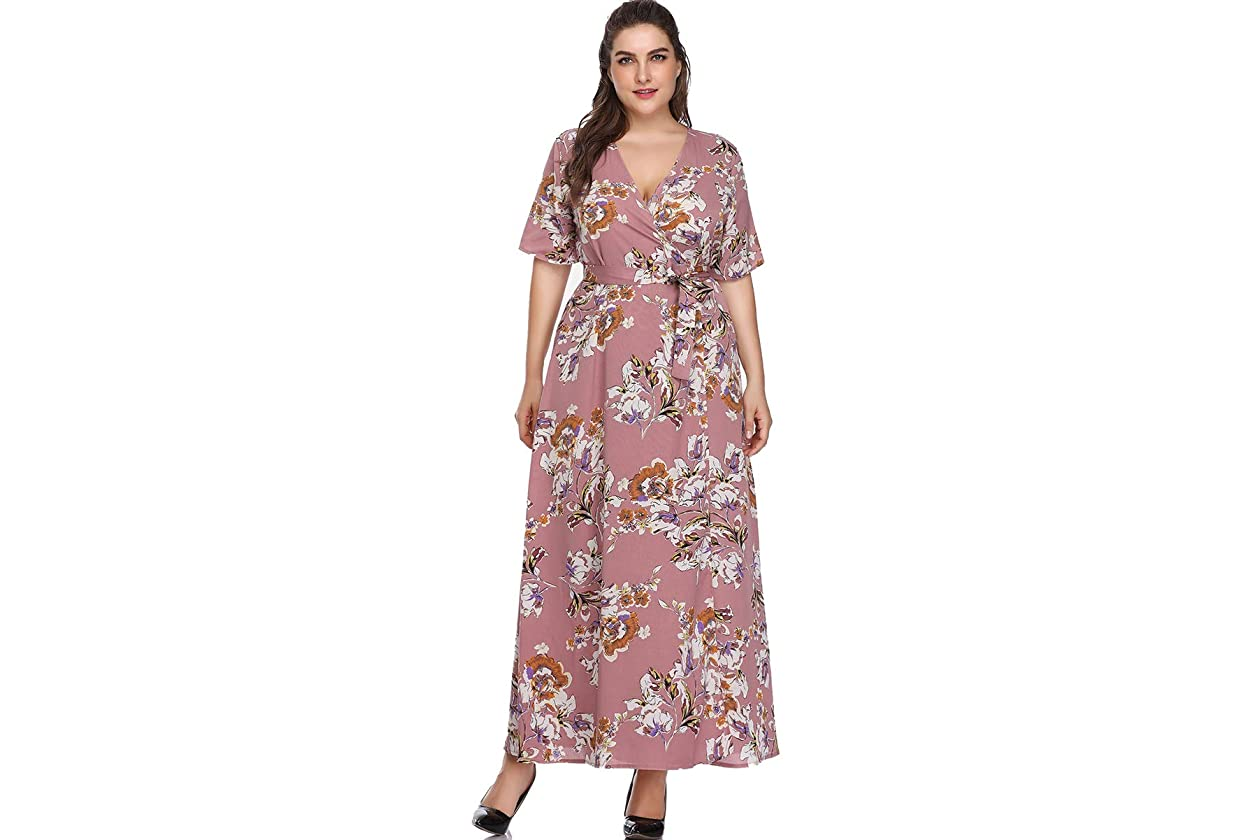 Best summer plus size dress for wedding   Amazon.com