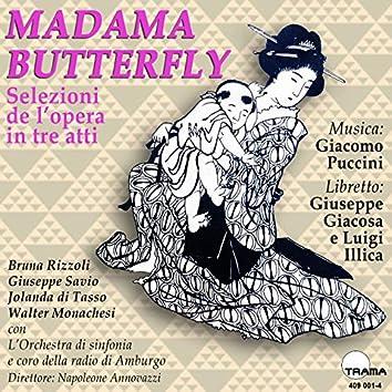 Puccini: Madama Butterfly (Selección)