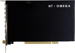 HT OMEGA CLARO II 7.1 Channel PCI Sound Card