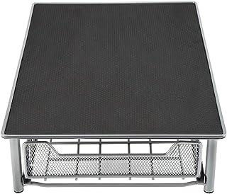 Coffee Pod Holder, Storage Drawer Box Holder Heat Resistant Holds 60 Coffee Pods Single Mesh Drawer
