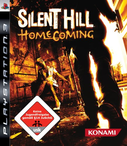Silent Hill - Homecoming - [PlayStation 3]