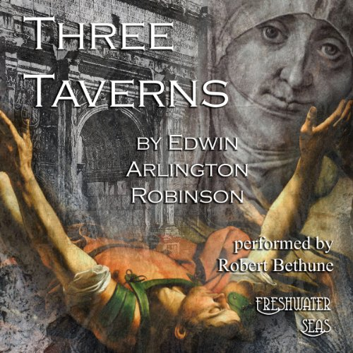 The Three Taverns audiobook cover art