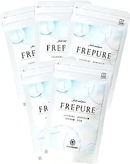 from COCORO(フロムココロ) [Frepure](フレピュア) サプリ タブレット チュアブルタイプ 30粒入り 5袋セット(150個分)