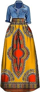 Best plus size dashiki skirts Reviews