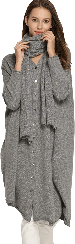 Women's Sweater Regular dealer Jackets Cardigans Cheap sale Oversize Cashmere Wool