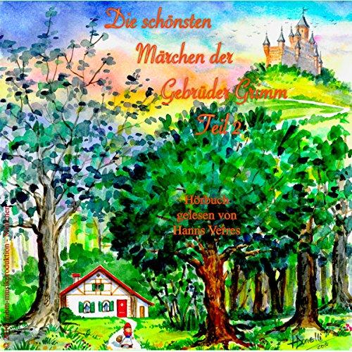 Die schönsten Märchen der Gebrüder Grimm 2 Titelbild