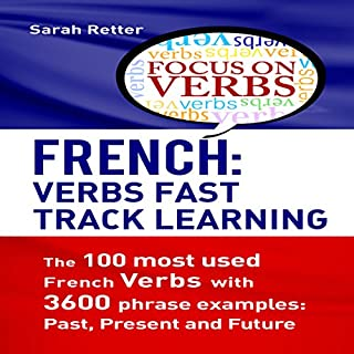 French: Verbs Fast Track Learning cover art