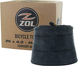 "Schrader Valve 48mm ZOL Multipack Fat Tire Bike Bicycle Inner Tube 26"" x 4.0"
