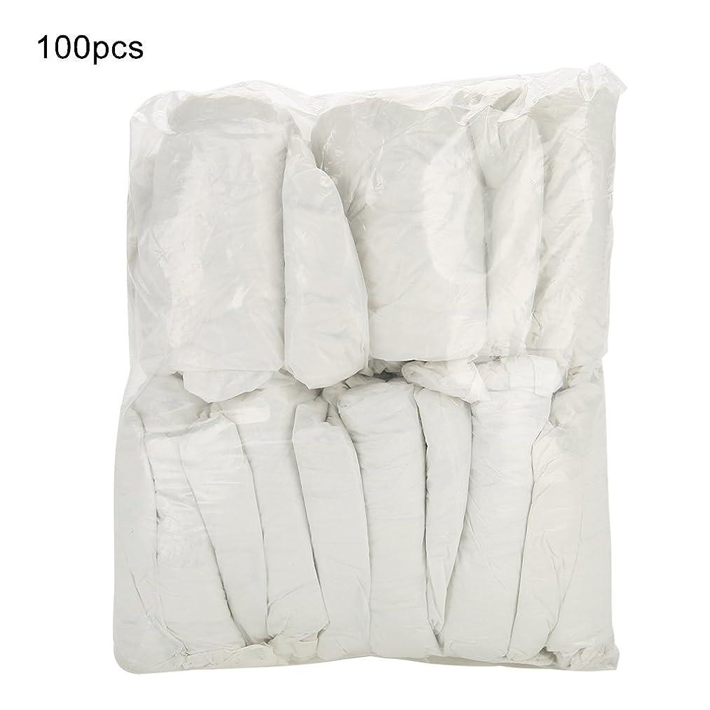 解放取得ドロップSemme 100pcs / bag使い捨てPlasticTattooスリーブ、滅菌タトゥーアームスリーブスリーブレットカバー保護