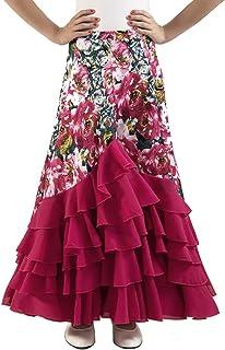 d5ee85d35 Amazon.es: Falda De Flamenca - Rosa