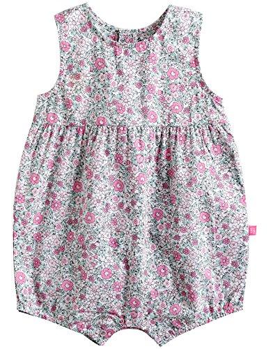 Vaenait Baby 56–80 sau TONGLING Combinaison Grenouillère à Manches Longues Jeu pour bébé Lily Rose - Rose - L