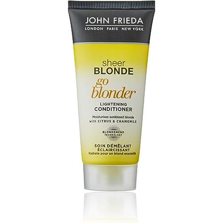 John Frieda Spray Aclarante Camomila Pelo Rubio 100 ml ...