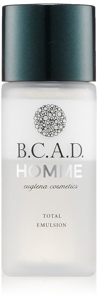 夢組み立てる超音速ビーシーエーディーオム B.C.A.D.HOMME HOMMEトータルエマルジョン 30ml