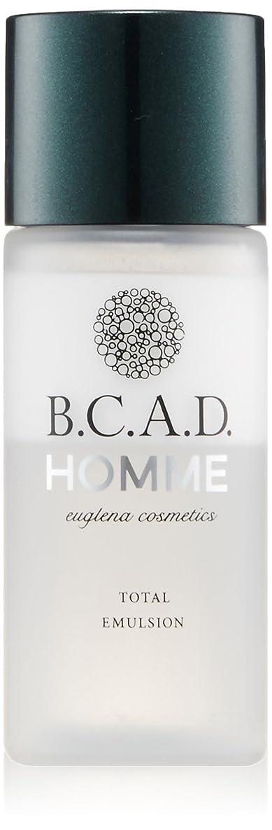対立アダルト作曲するビーシーエーディーオム B.C.A.D.HOMME HOMMEトータルエマルジョン 30ml