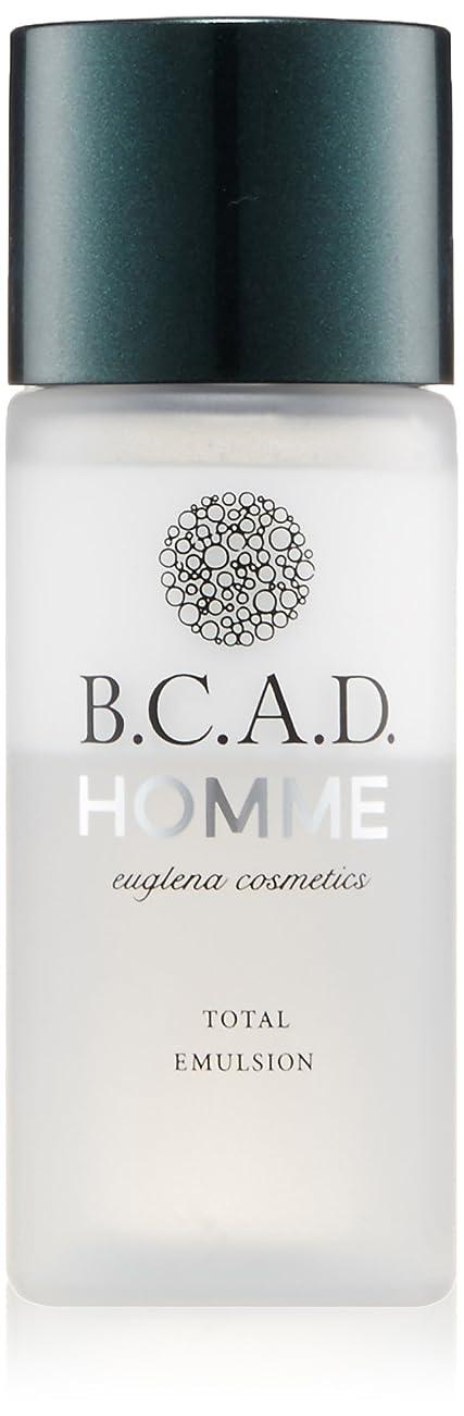 強大なブレスカナダビーシーエーディーオム B.C.A.D.HOMME HOMMEトータルエマルジョン 30ml