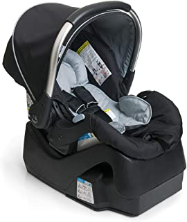 Hauck Prosafe 35 Car Seat With Black Base