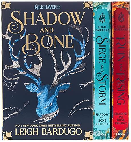 Shadow and Bone Boxed Set: 1-3
