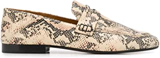 Luxury Fashion | Isabel Marant Women MC003820P029S23NU Beige Leather Loafers | Spring-summer 20