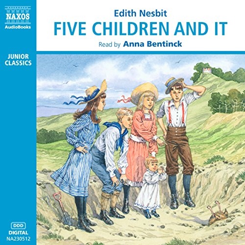 Five Children and It cover art