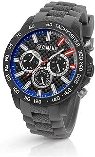 TW Steel Yamaha Factory Racing Men's Chronograph Watch - Y114