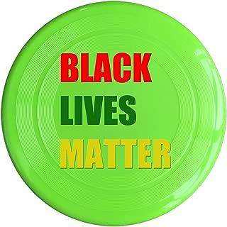 RCINC Black Lives Matter Outdoor Game Frisbee Sport RoyalBlue