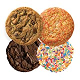 Great American Cookies - 12 Fresh Baked Assorted Cookies - Baked Daily, Hand Scooped and Never Frozen - Great for birthday, graduation, parties, or corporate gifts