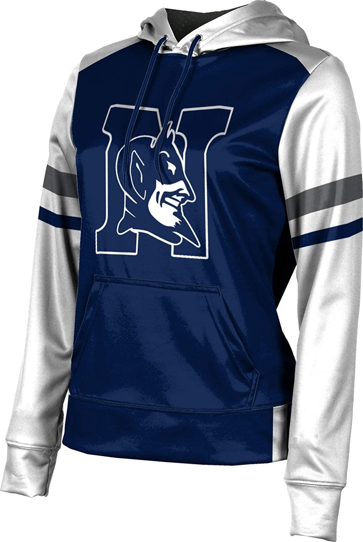 ProSphere Norcross High School Girls' Pullover Hoodie, School Spirit Sweatshirt (Old School)
