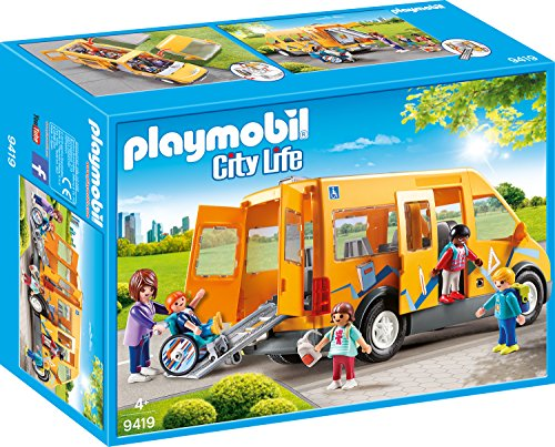 Playmobil City Life - Bus scolaire