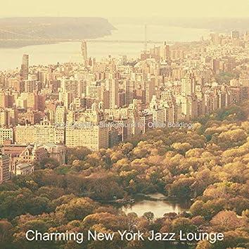 Jazz Quartet - Background for Office Buildings