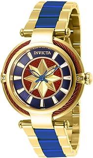 Invicta Captain Marvel Quartz Ladies Watch 28832
