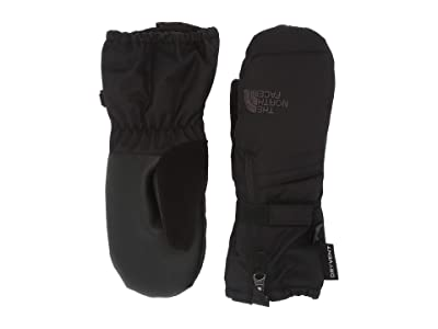 The North Face Kids Mountain Sports Mitt (Toddler/Little Kids) (TNF Black) Ski Gloves