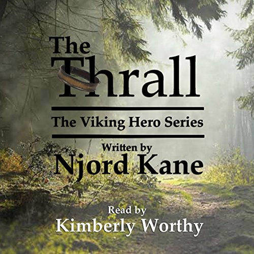 The Thrall audiobook cover art