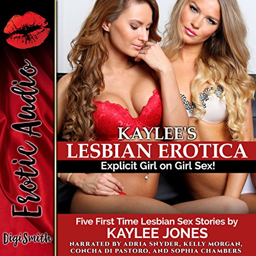 Kaylee's Lesbian Erotica audiobook cover art