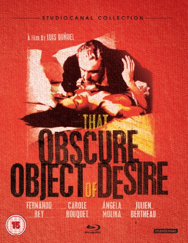 That Obscure Object Of Desire [Blu-ray]
