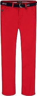 Mayoral, Pantalón para niño - 6519, Rojo