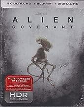 Alien Covenant - 4K Ultra HD/Blu-ray Steelbook