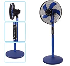 Electric Floor Stand Cooling Fan Air Blower, Mute Shaking Head Cooler Ventilator Standing Fan, Summer Fan Air Conditioning...