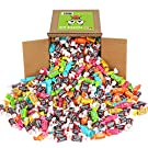 A Great Surprise Tootsie Taffy Mix - Tootsie Roll Mix - Fruit Chews Assorted Flavors - Bulk Candy