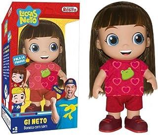 Boneca Gi Neto