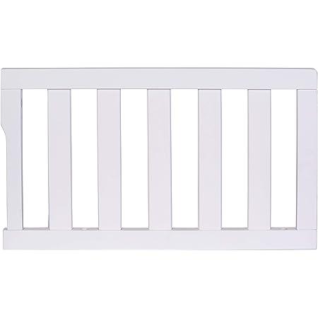 Dream On Me Universal Convertible Crib Toddler Guard Rail, White