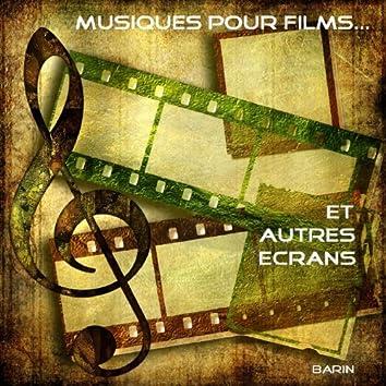 Musiques pour films & autres écrans