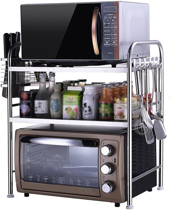 latest WHEEJE Microwave Oven 3-Tier Shelf Rare Kitchen T Rack