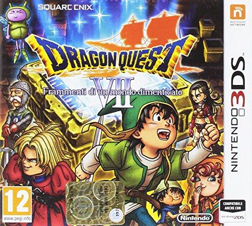 3DS DRAGON QUEST 7