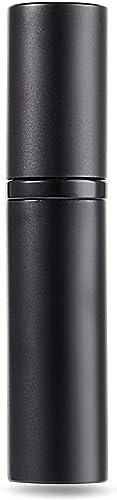 AsaNana Perfume Atomizer, Refillable & Travel Size Perfume Bottle, Leaking Proof,Bottom Pump without Funnel, Luxuriou...