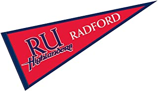 College Flags and Banners Co. Radford Pennant Full Size Felt