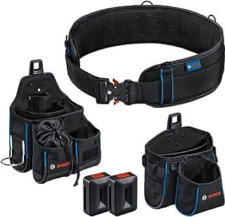 Bosch Professional ProClick-gereedschapsriemset met 1x riem 93 (maat S/M), 1x tas GWT 4, 1x tas GWT 2, 2x ProClick Holder